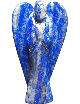 "Lapis Lazuli Healing Crystal Angel (3"" Inches)"