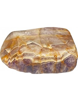 Amethyst Healing Crystal Purple Raw/Rough Stone (215 Gram)