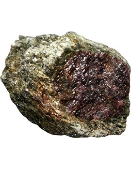 Ruby Covered In Mica Raw Crystal (158.40 Gram)